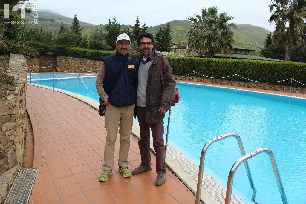 Con l`amico Mimmo Piombo