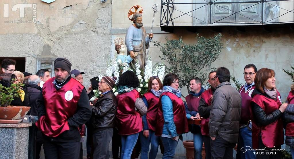 Processione San Giuseppe