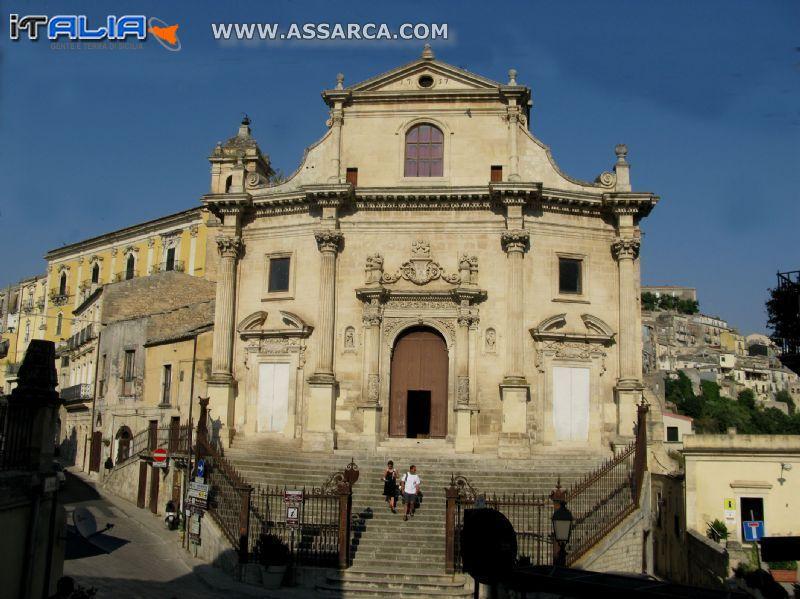Ragusa Ibla- Chiesa  SS. Anime del Purgatorio