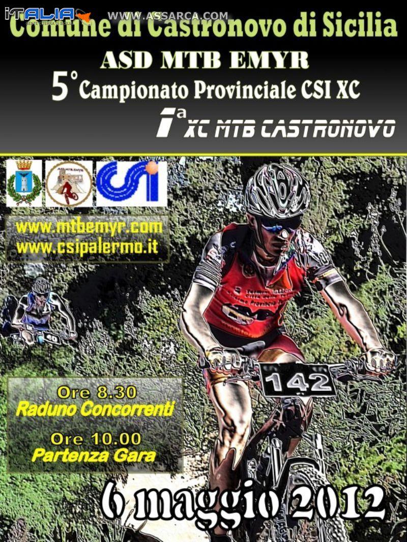 1^ XC MTB CASTRONOVO