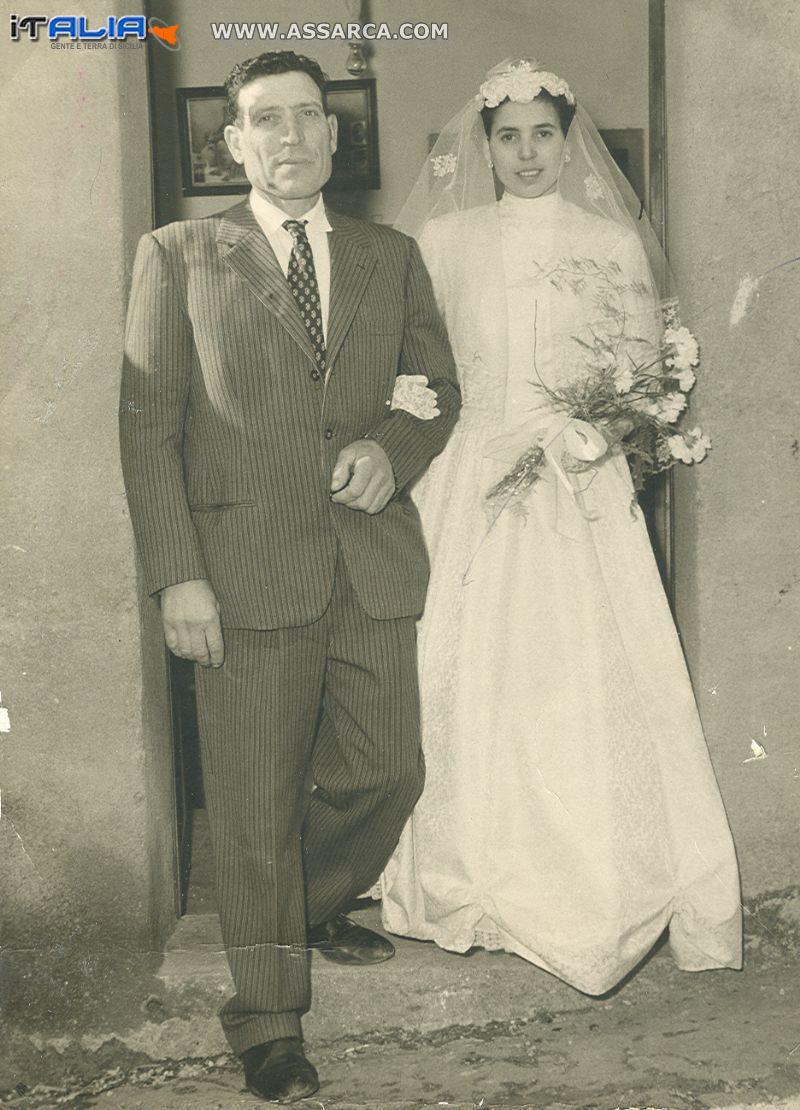 Vincenzo Trapanotto e sua figlia Graziella