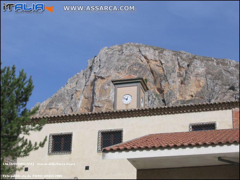 Scorcio della Rocca Sciara
