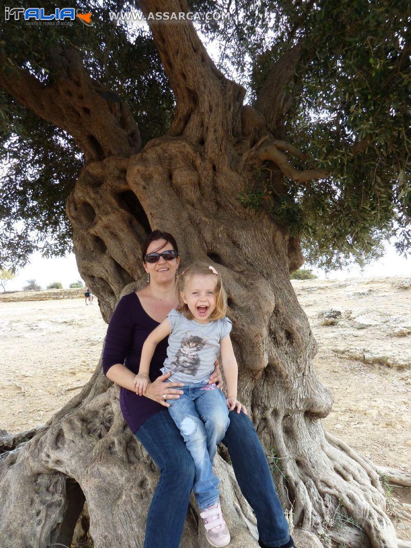 Heike e Lilly Albergamo a Agrigento