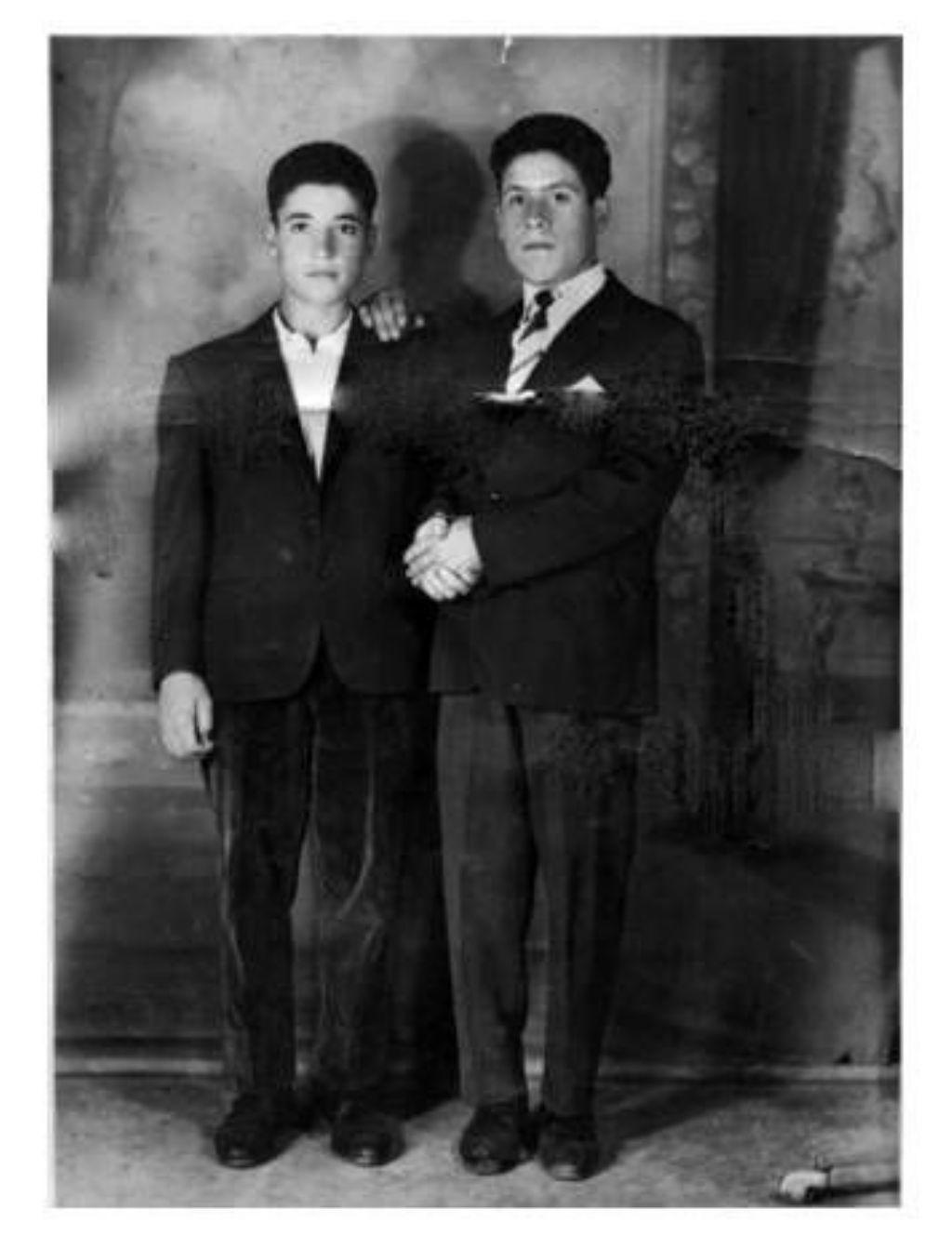 �Nino Chimento e Angelo Nasca