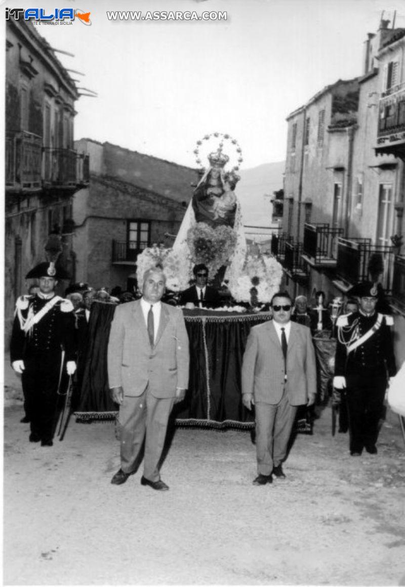 Processione del 2 Luglio 1960