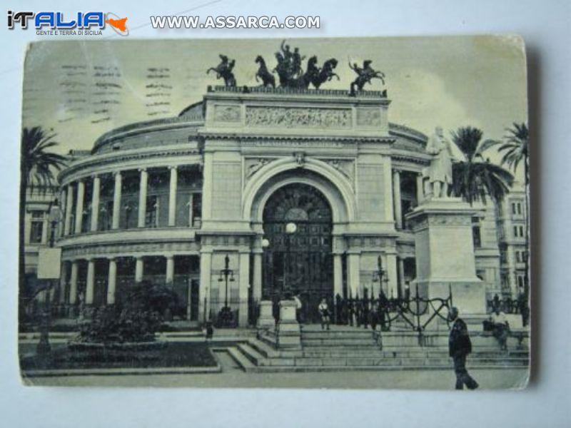 Teatro Politeama anni 50