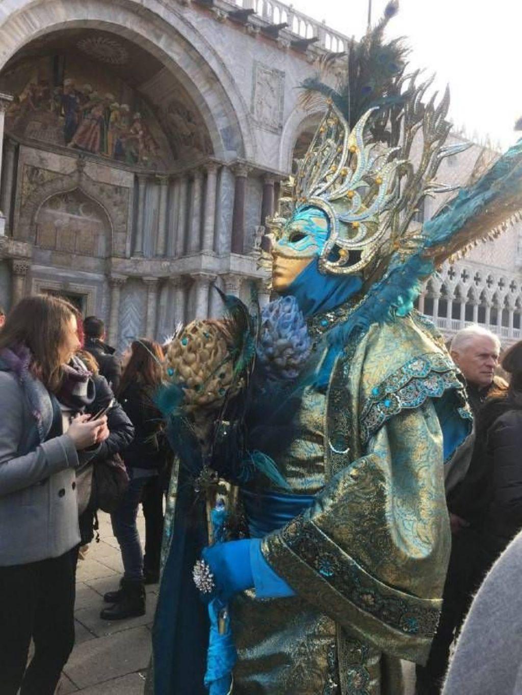 Venezia,Carnevale 2018