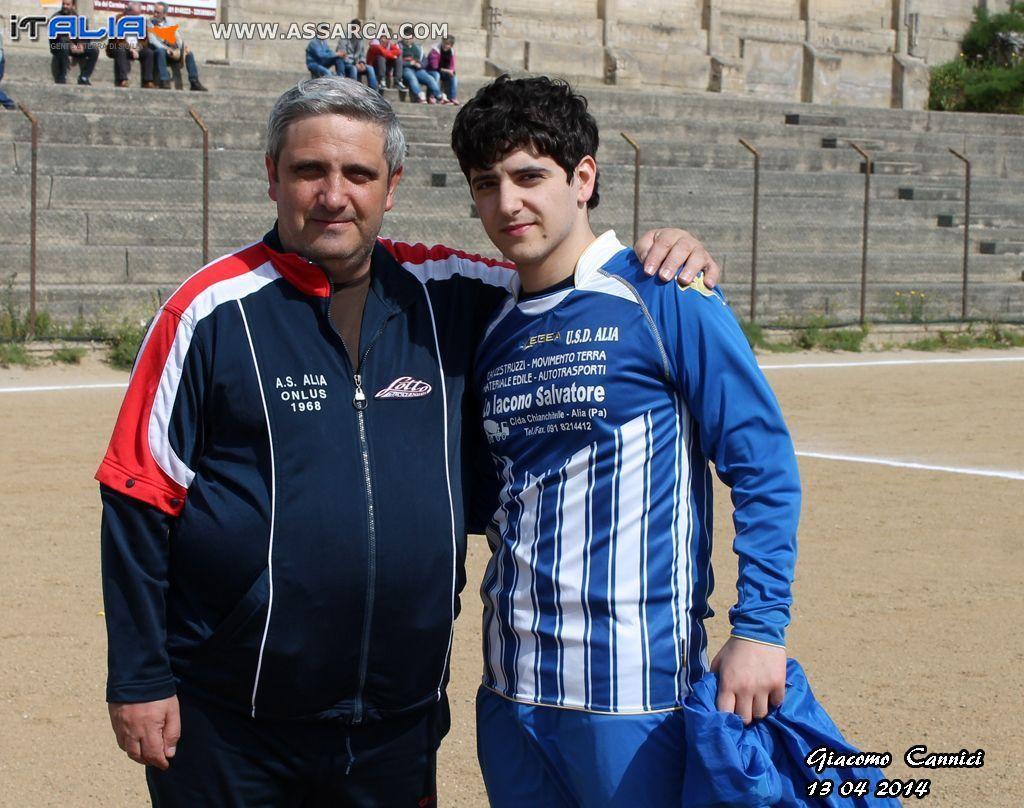 Lucio e Salvatore Vicari