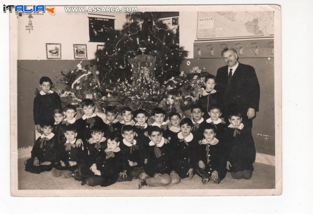 Anno scolastico 1962/63
