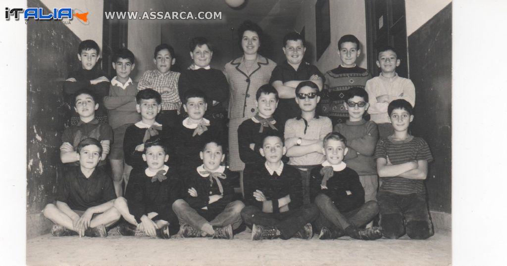 Anno scolastico 1965/66