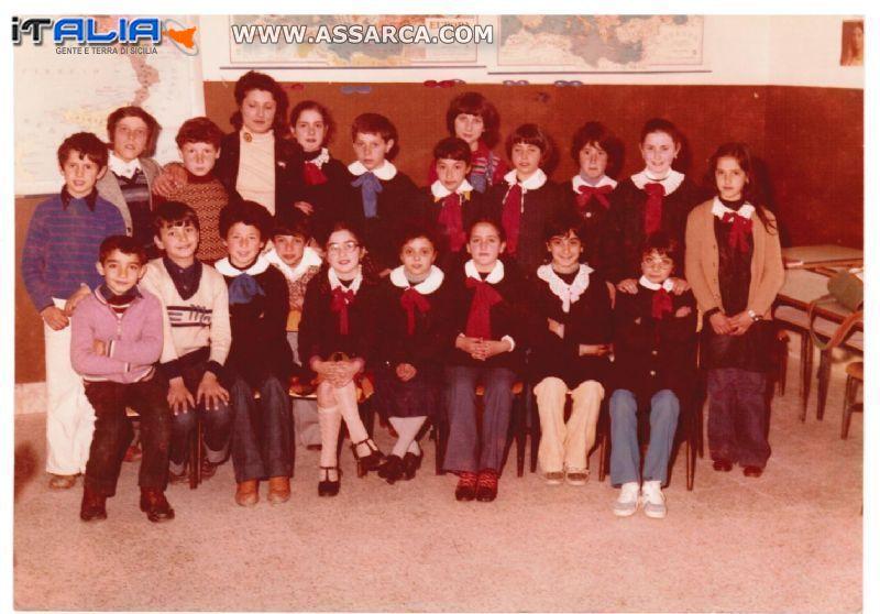 Anno scolastico 1977/78