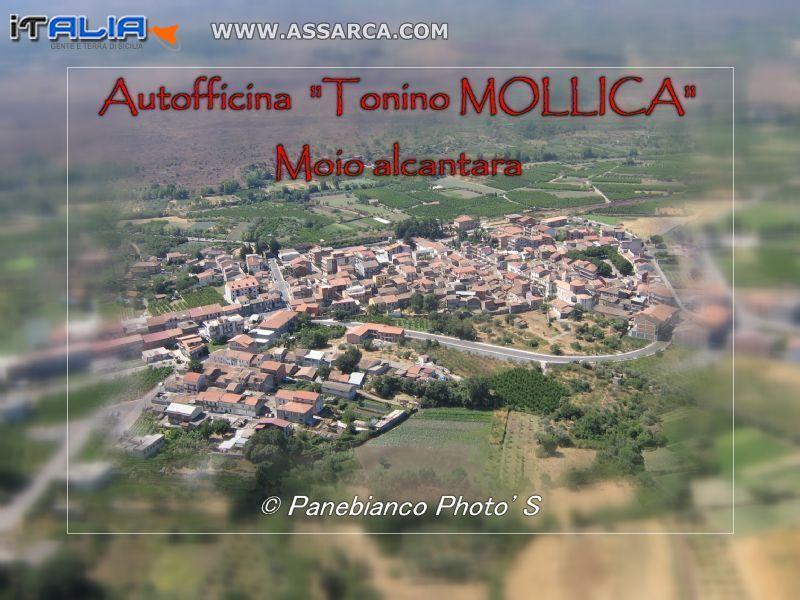 """AUTOFFICINA """" TONINO MOLLICA """" A MOIO ALCANTARA"""
