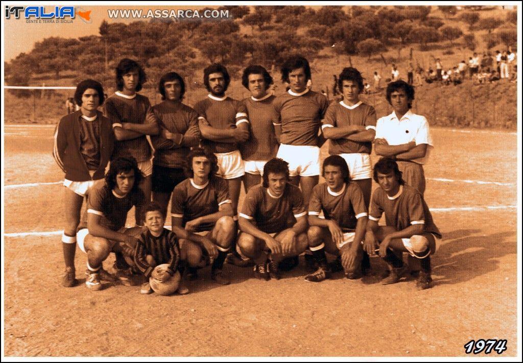 A.S. ALIA nel 1974