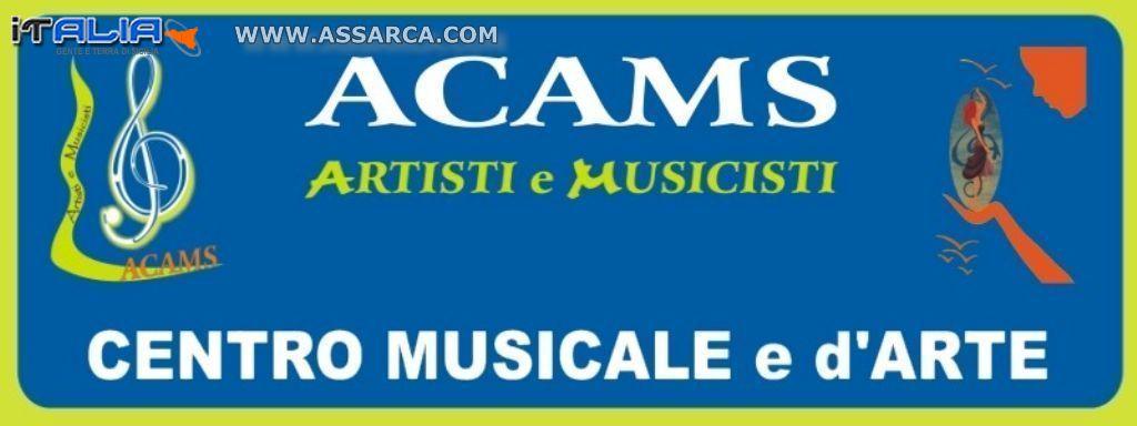 LOGO - CENTRO MUSICALE E D`ARTE ACAMS