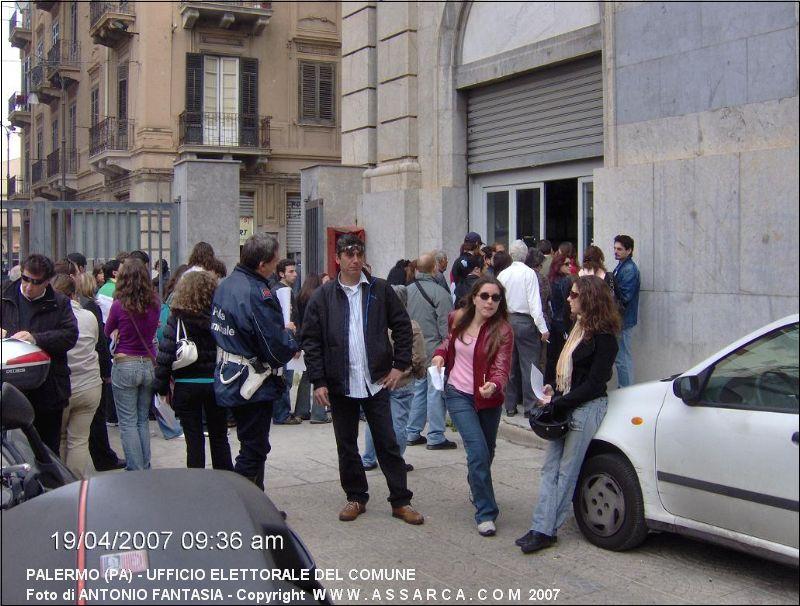 Ufficio elettorale del comune foto di palermo pa - Ufficio elettorale milano ...
