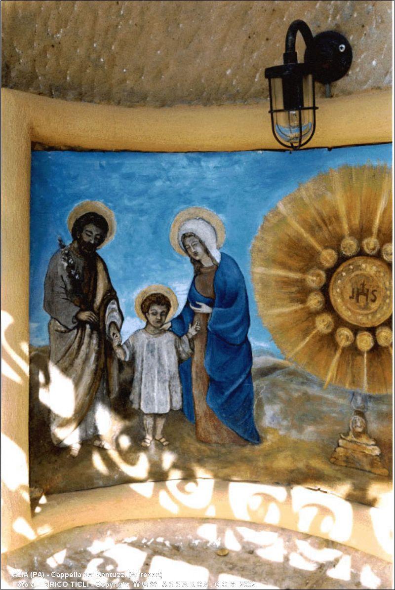 Cappella dei Santuzzi (Affresco)