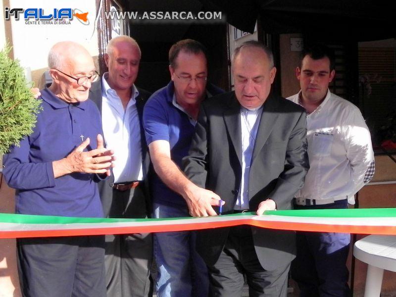 Inaugurata la nuova sede CISL di ALIA