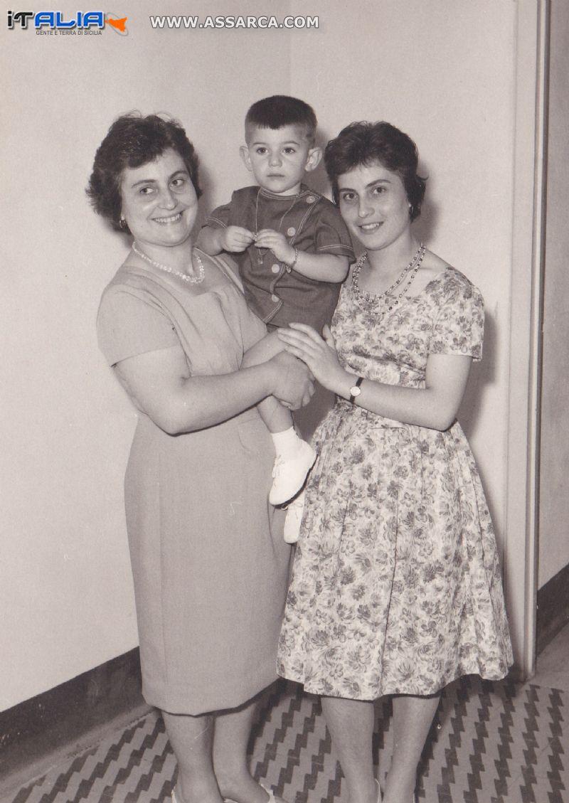 MAMMA E ZIA