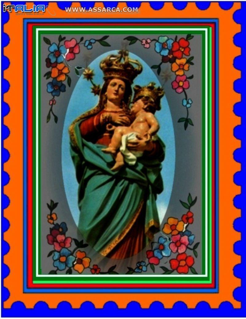 Maria ss delle Grazie protettrice di Alia