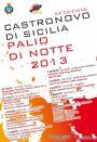 PALIO DI NOTTE 2013 - PROGRAMMA