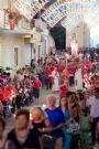 Festa di S.Giovanni Battista 29 Agosto a Granieri Fraz. di Caltagirone