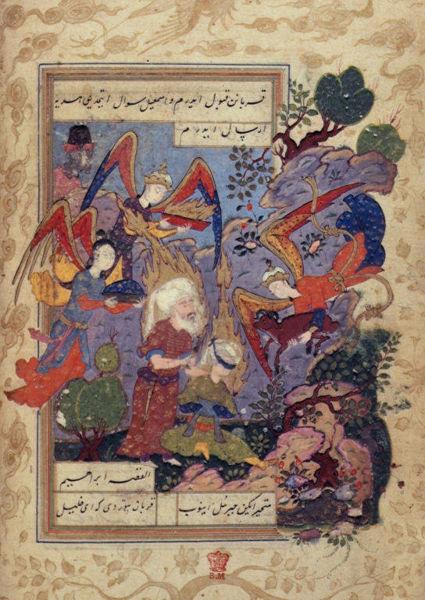 <b>L'Islam festeggia Abramo</b>