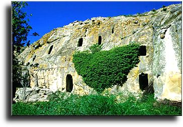 <b>Le Grotte della Gurfa</b>