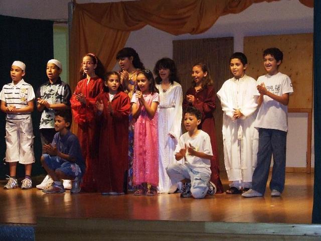 <b>Scolari di origine marocchina protagonisti di un evento teatrale in lingua araba</b>