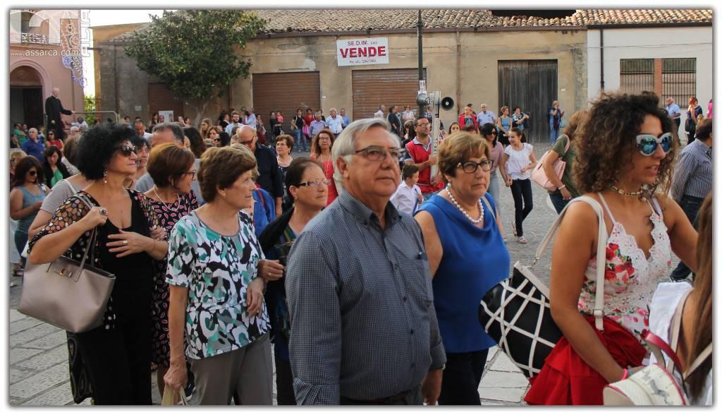 """Processione """"SANTA ROSALIA"""" - Alia 4 Settembre 2018"""