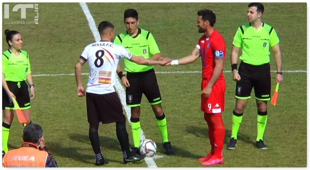 LEGA PRO - PLAY OFF - finale andata - Serie D/I - LND/CR Sicilia Play off/out