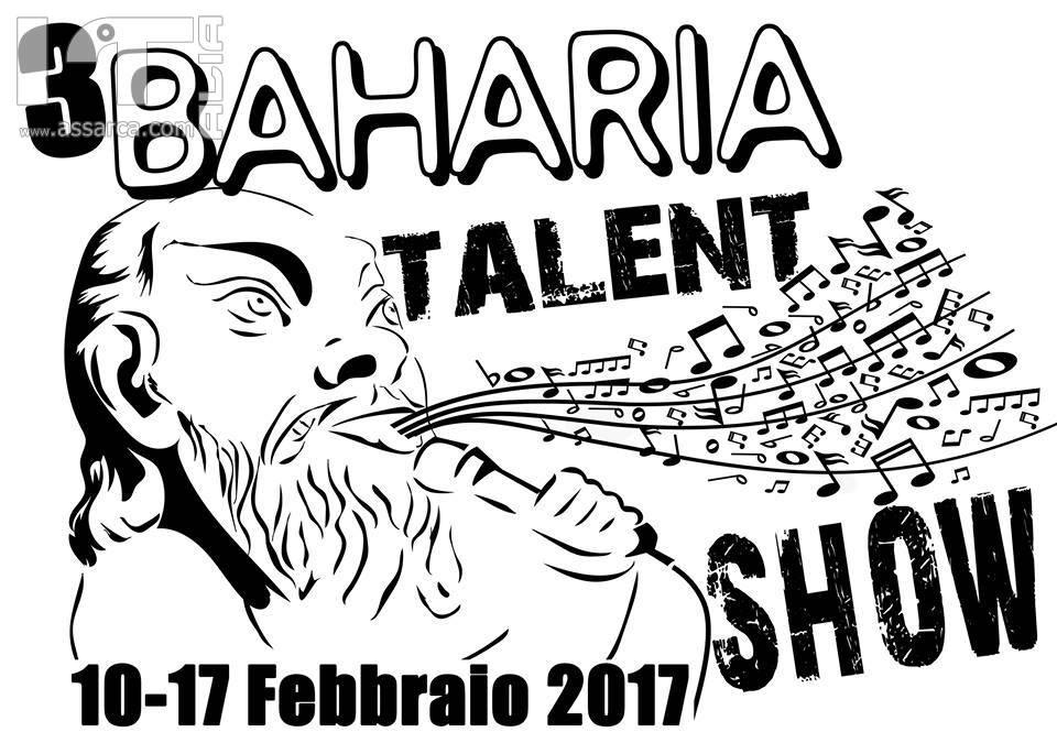 """Il """"Baharia Talent Show"""" è ormai alle porte"""