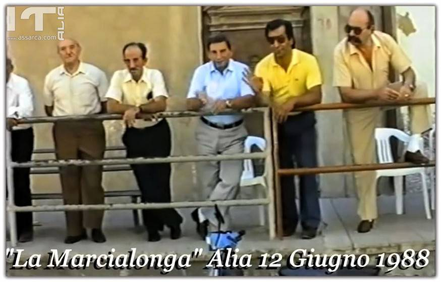 A.S. ALIA - 50 ANNI DI STORIA