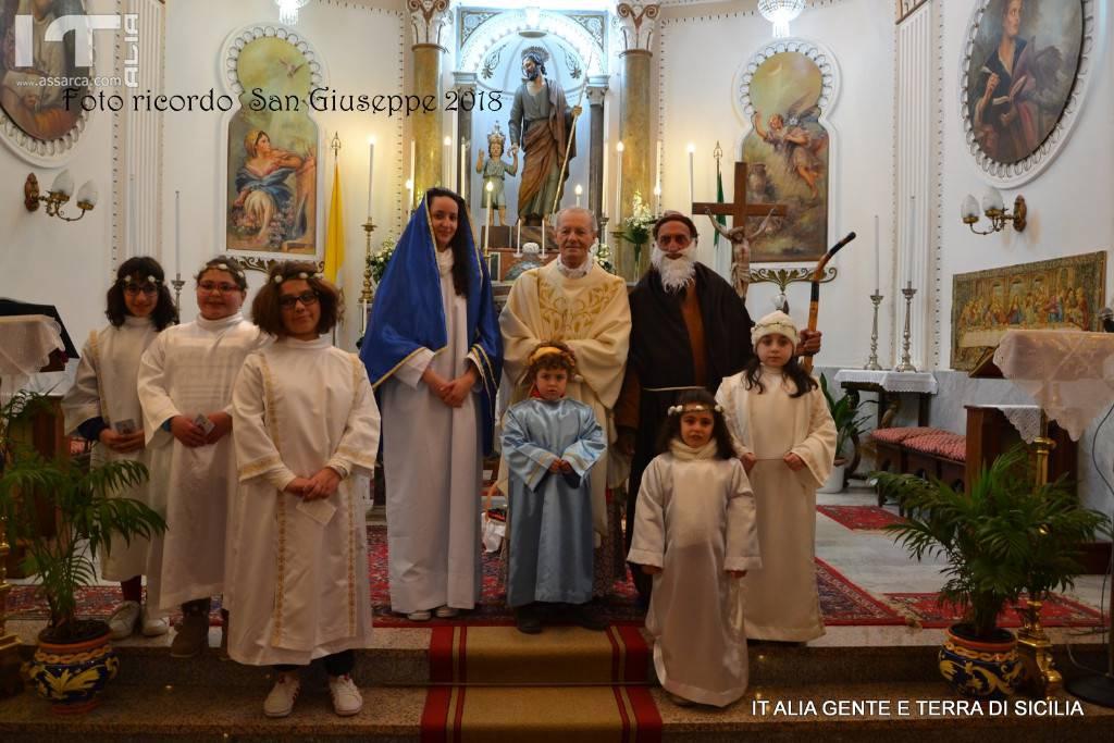 Festività dedicata al Patriarca San Giuseppe, 2019
