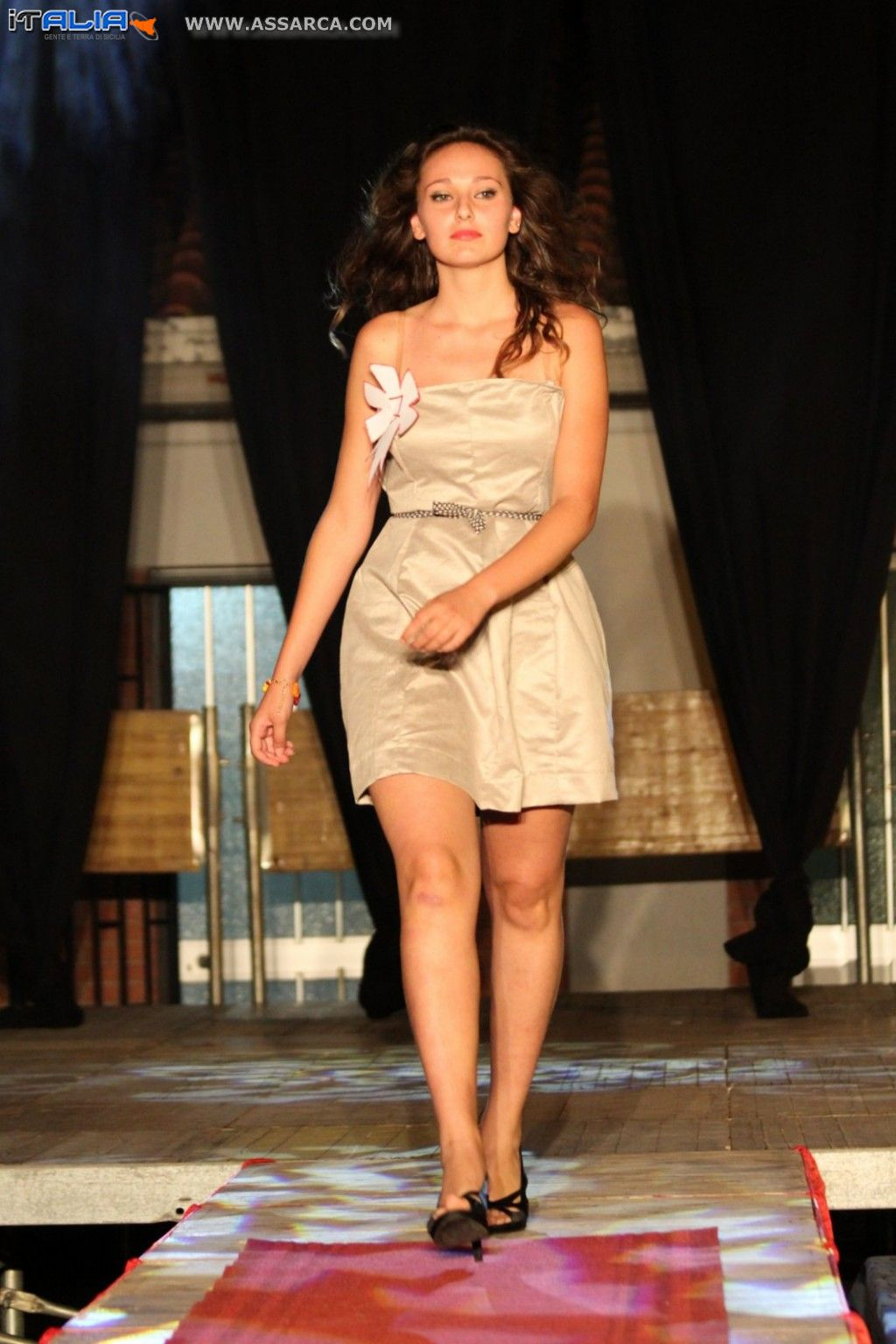 E` ANGELA DI CARLO MISS OPUNTIA 2015