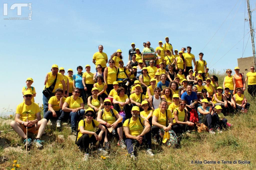 1^ Edizione Alia trekking