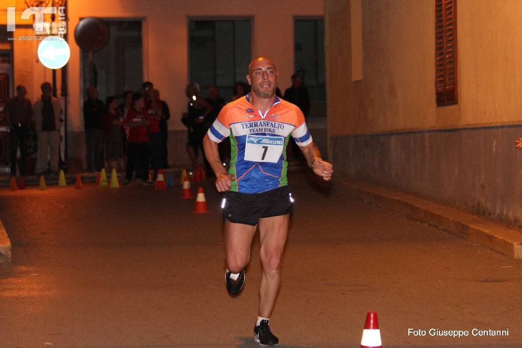 1^ EDIZIONE DEL RUN NIGHT ALIA
