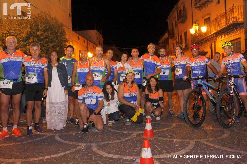 1° RUN - NIGHT ALIA,