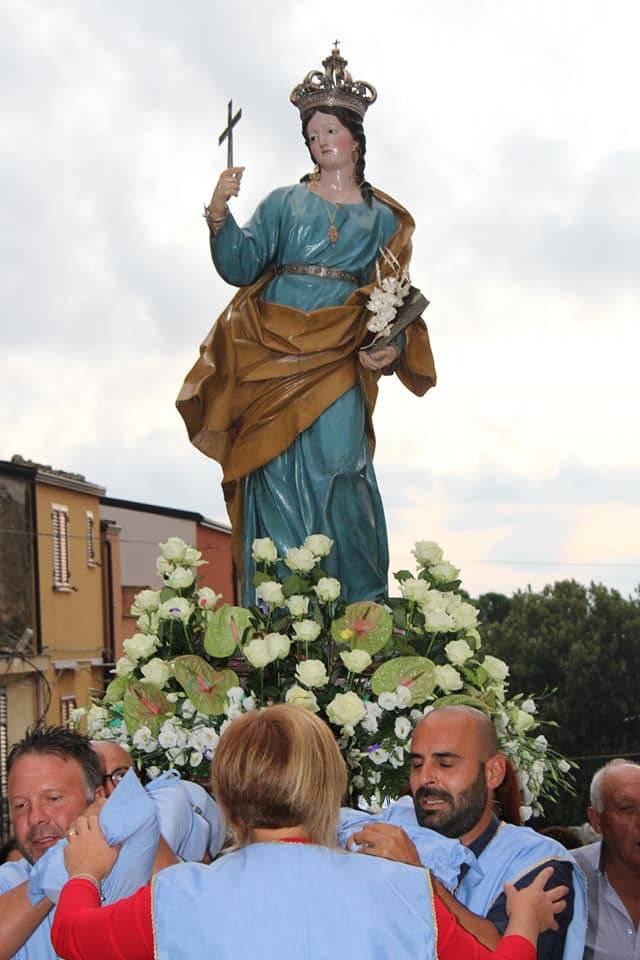 Invocazione a Santa Rosalia