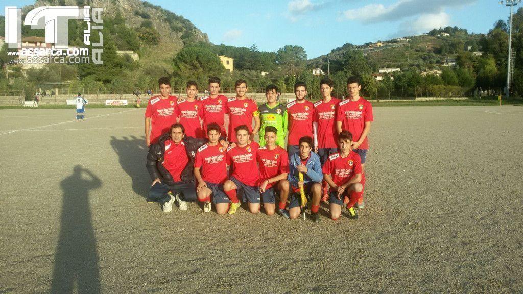Allievi Provinciali -  Don Carlo Lauri Misilmeri-Pro Alia 1-1