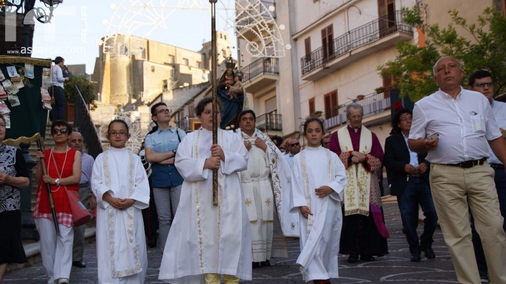 Processione di Maria SS. Delle Grazie 2016