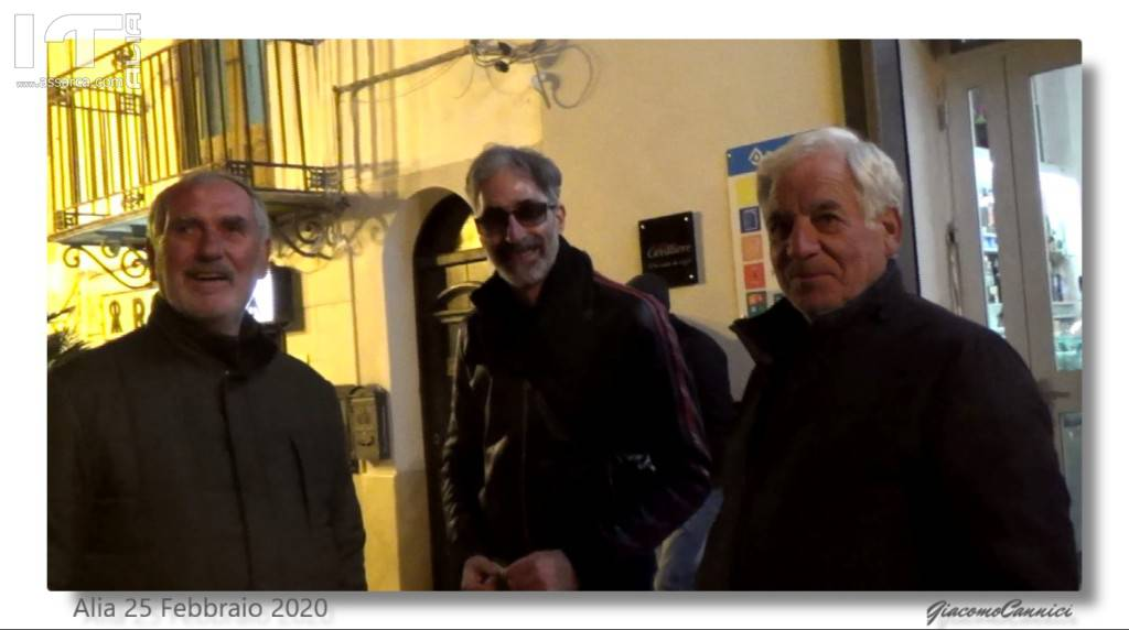 CARNEVALE 2020 - ALIA 25 FEBBRAIO - IMMAGINI TRATTE DAL VIDEO -