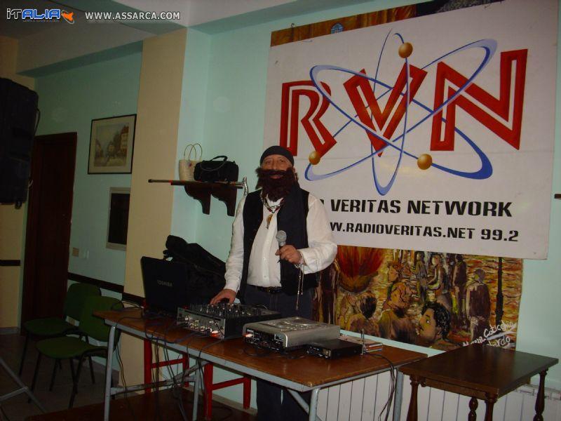 CDA ALIA. SERATA DANZANTE 13/02/2010 ORGANIZZATA: COMUNE DI ALIA E RADIO VERITAS