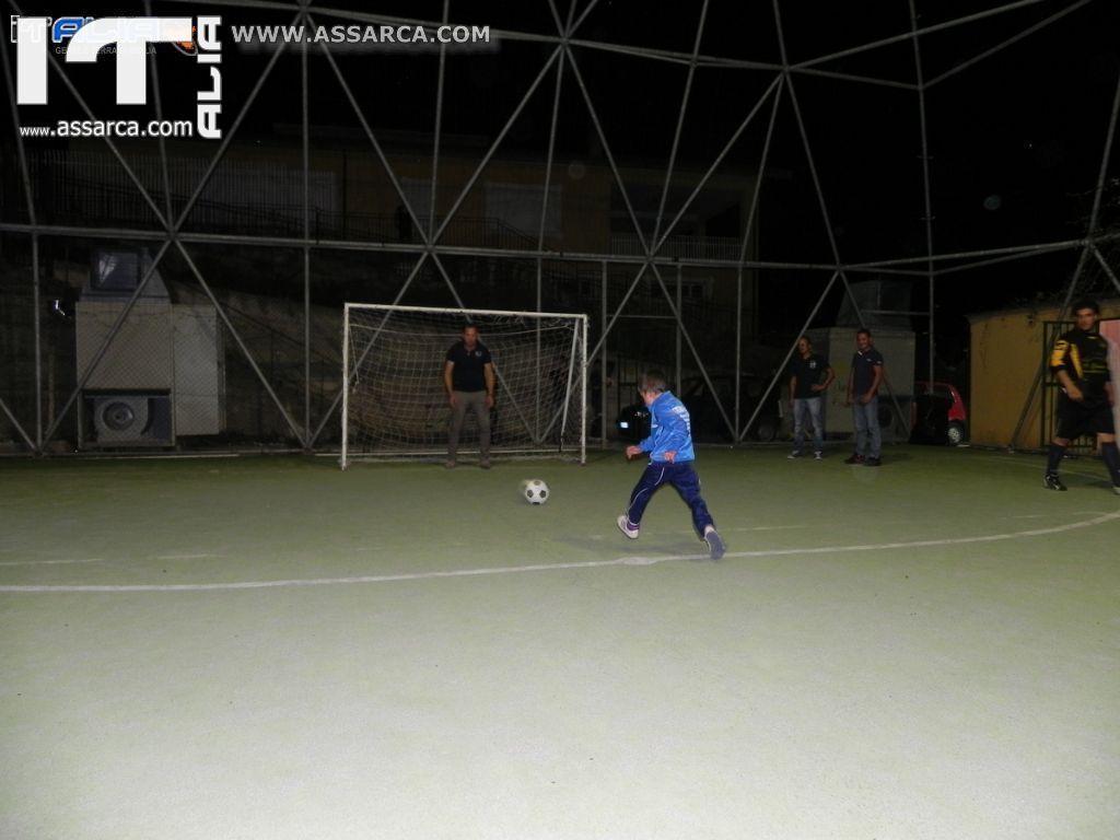 FINALE DI CALCETTO ALIA - VICARI (8-5) - DOMENICA 8 SETTEMBR...