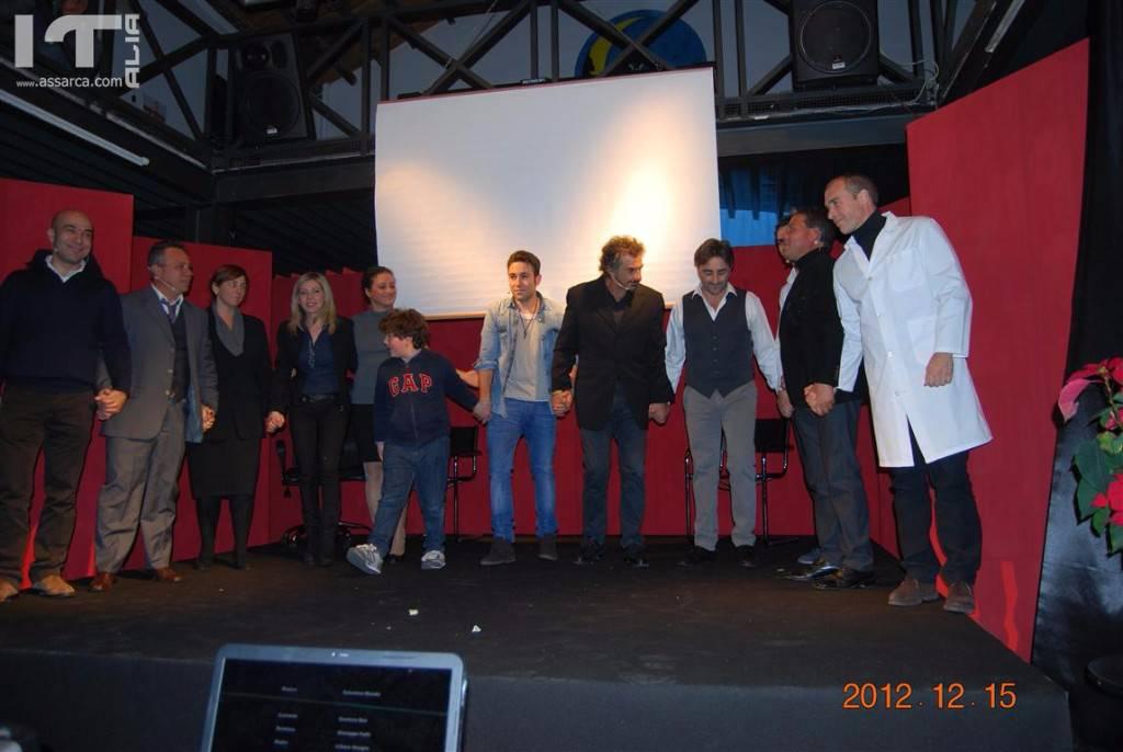 NATI EROI - SCIARA 2012