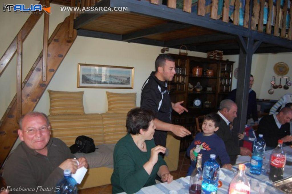 MALETTO -  PRANZO IN MONTAGNA - PARCO DELL` ETNA - 16/02/201...
