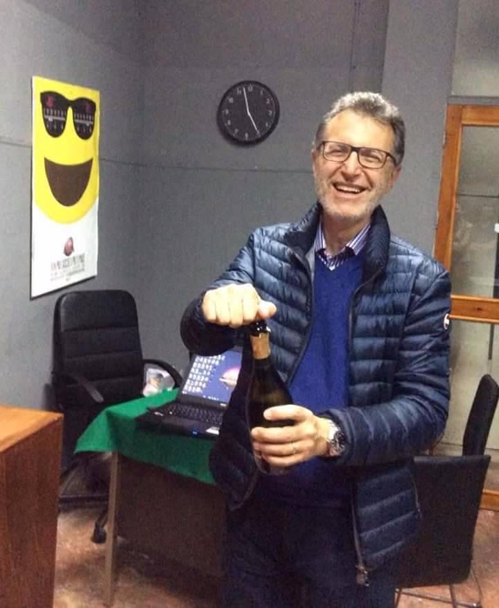 Felice Guglielmo è il nuovo sindaco di Alia