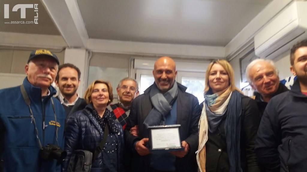 Una delegazione del CISADeP guidata dalla Presidente Emanuela Cioni si è recata oggi ad Amatrice.