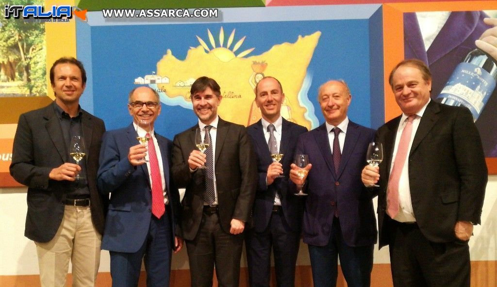 SICILIA CAPITALE EUROPEA DEL VINO. UIV OSPITA ASSEMBLEA GENERALE COMITÉ VINS