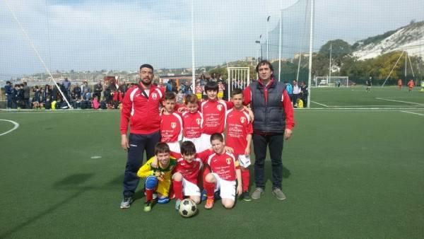Catania - Gazzetta Cup - La rappresentativa Junior del Pro Alia alla fase regionale