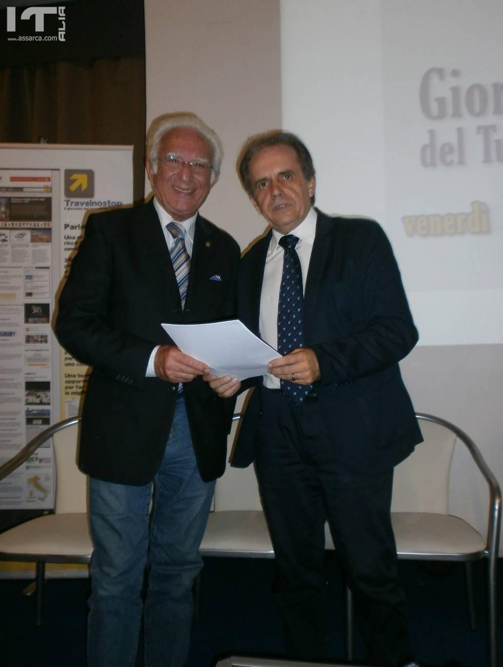 FIRMATO PROTOCOLLO D'INTESA TRA FIJET ITALIA FLAI E BCSICILI...
